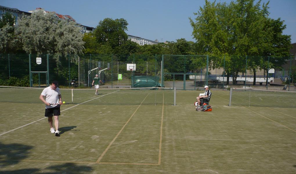 Tennis Berlin Kreuzberg